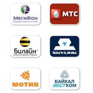 Операторы сотовой связи Фирово