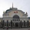 Железнодорожные вокзалы в Фирово