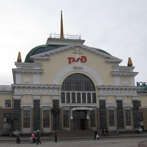 Железнодорожные вокзалы Фирово