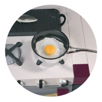 Кафе Чебрец - иконка «кухня» в Фирово